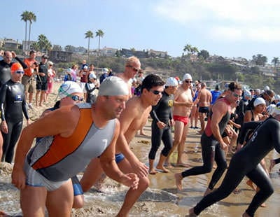 10th Annual Ocean Swim image